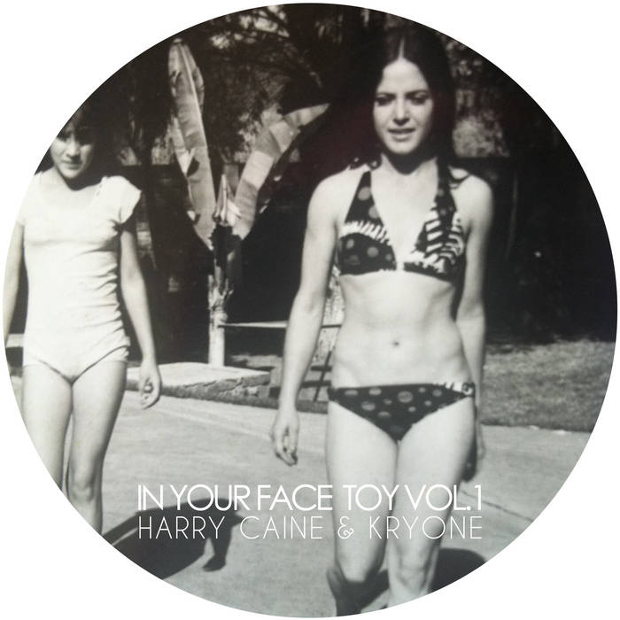 In Your Face Toy Vol. 1 cover art