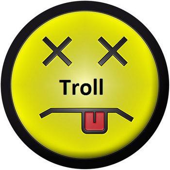 Troll Tracks Vol.1 cover art