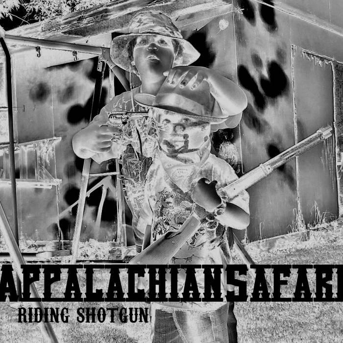 Riding Shotgun cover art