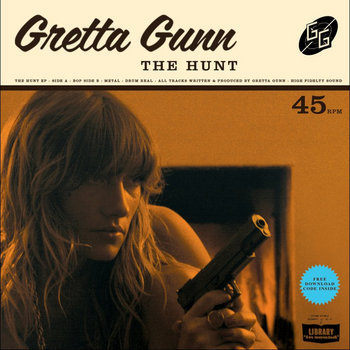 The Hunt cover art