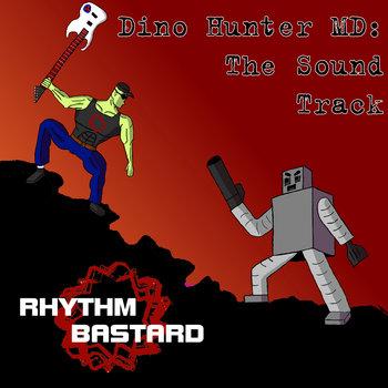 Dino Hunter MD: The Sound Track cover art