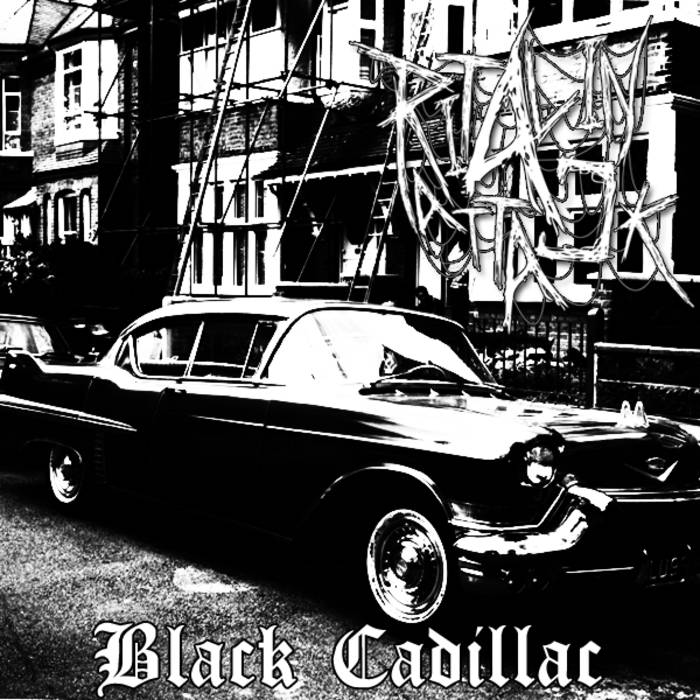 Black Cadillac cover art