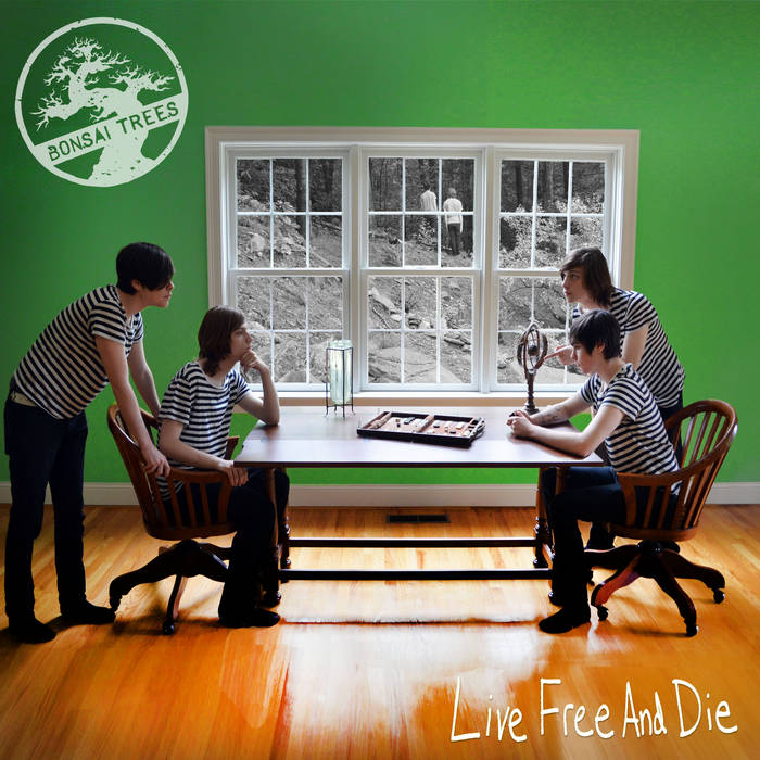 Live Free And Die cover art