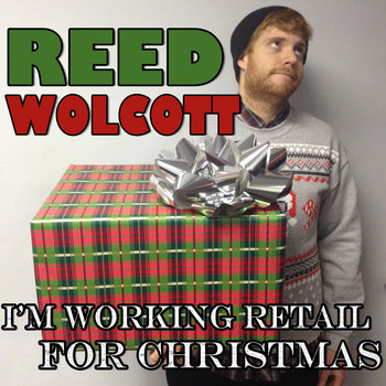 I'm Working Retail for Christmas cover art