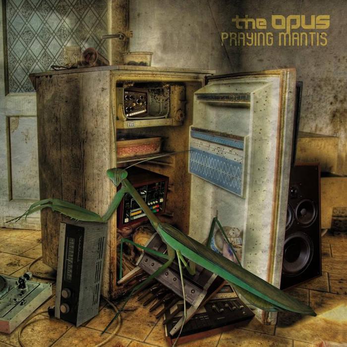 Praying Mantis EP cover art