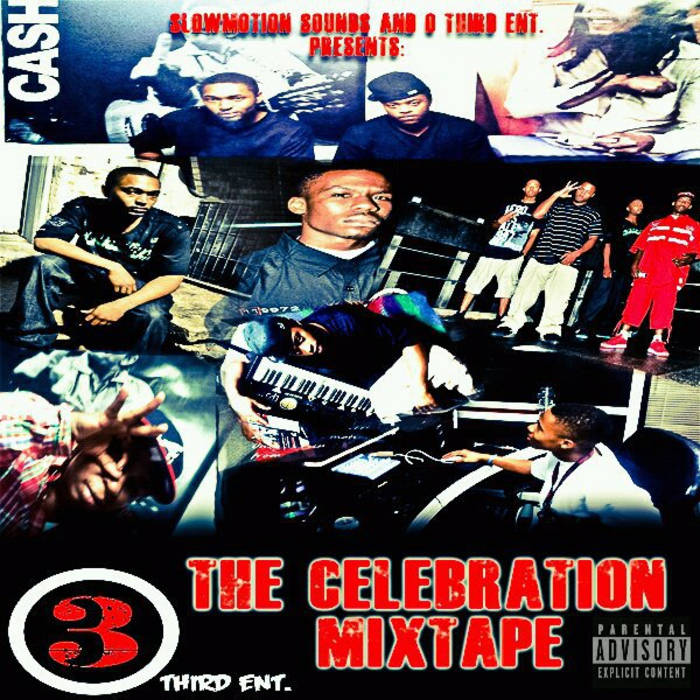 Slow Motions Soundz & Dj Bizzy Presents The Celebration Mixtape cover art