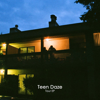 Tour EP cover art