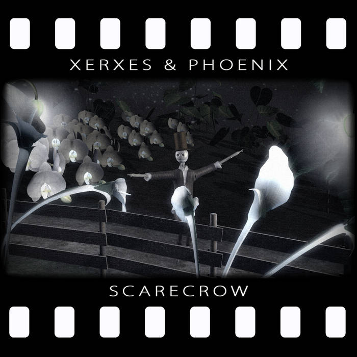 Scarecrow cover art