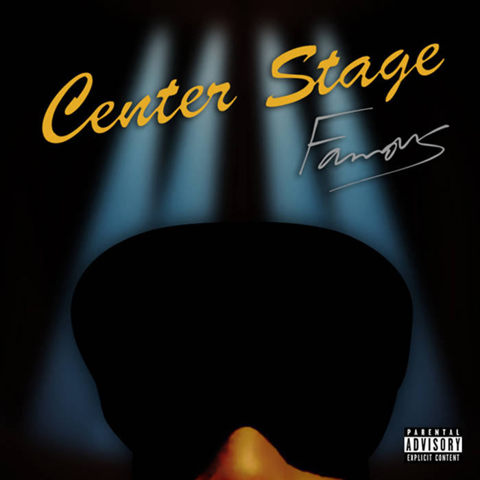 Center Stage cover art