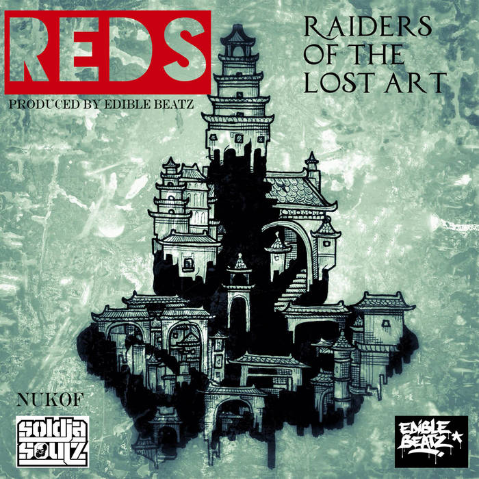Reds - Raiders Of The Lost Art cover art