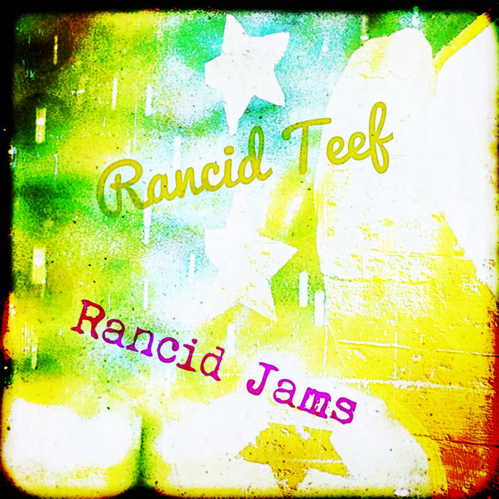 Rancid Jams EP cover art