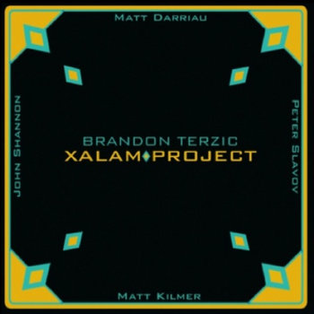 Brandon Terzic Xalam Project cover art