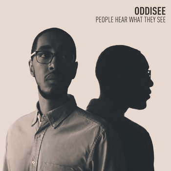 People Hear What They See cover art