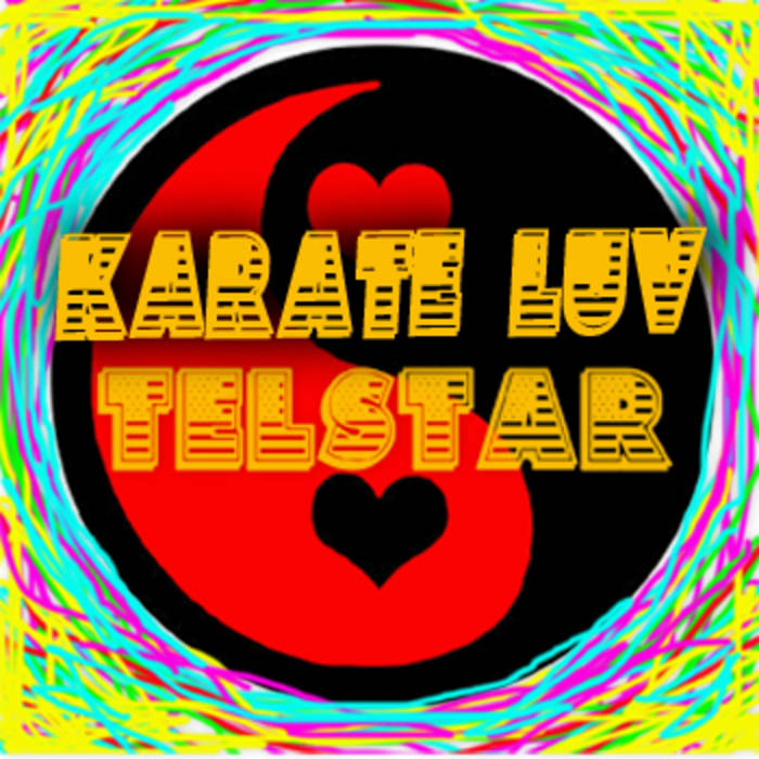 Karate Luv cover art