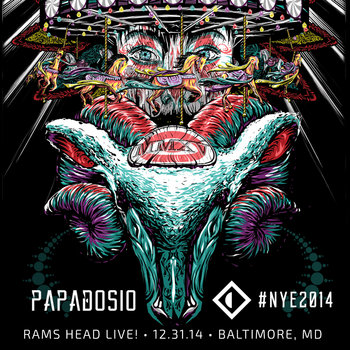 #NYE2014 - 12.31.14 - Baltimore, MD cover art