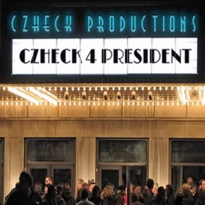 Czheck 4 President cover art
