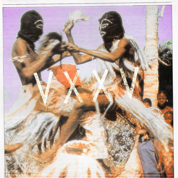 VXXV [LAB0011] cover art