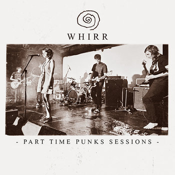 Part Time Punks Sessions cover art