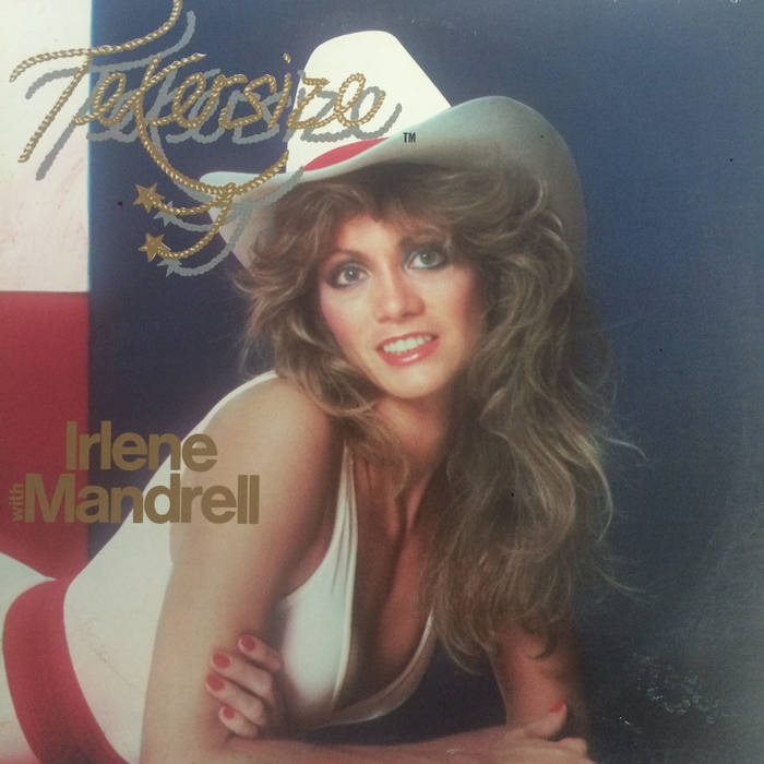 Irlene Mandrell - Texersize cover art