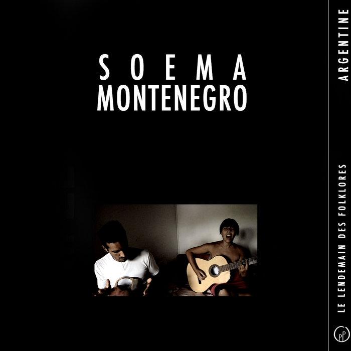 Le Lendemain des Folklores • SOEMA MONTENEGRO (Argentine) cover art