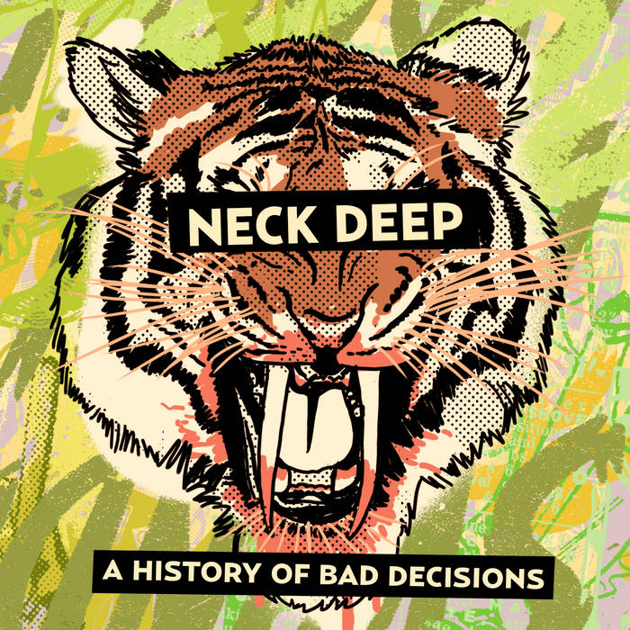 A History Of Bad Decisions cover art