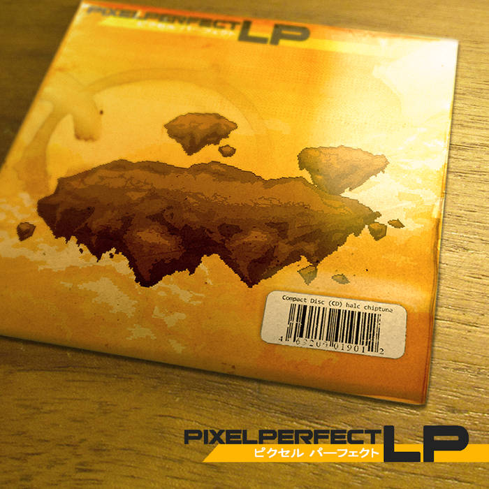 Pixel Perfect LP cover art