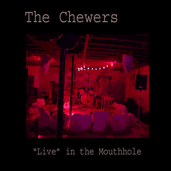 """Live"" in the Mouthhole cover art"