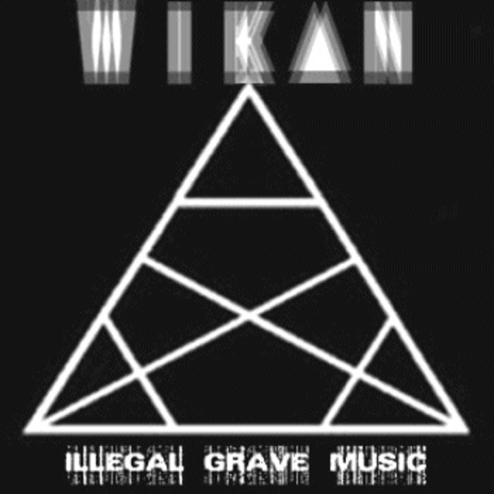 ILLEGAL GRAVE MUSIC EP cover art