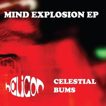 Mind Explosion E.P. cover art