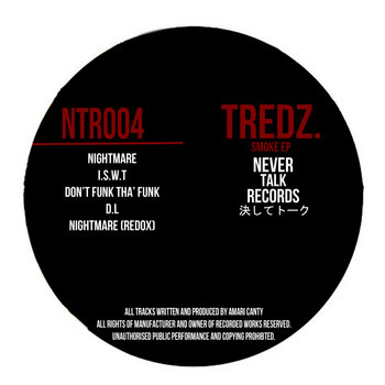 Smoke EP [NTR004] cover art