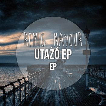 Utazó EP cover art