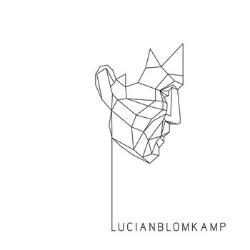LUCIANBLOMKAMP EP cover art