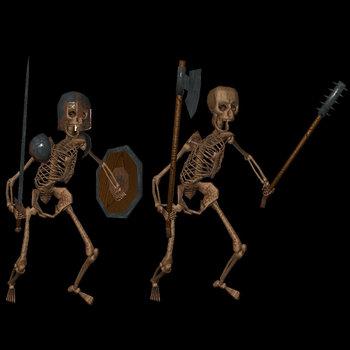 Skeleton Army (Fuckboy) cover art