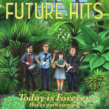 Today is Forever / Hoy es para siempre cover art