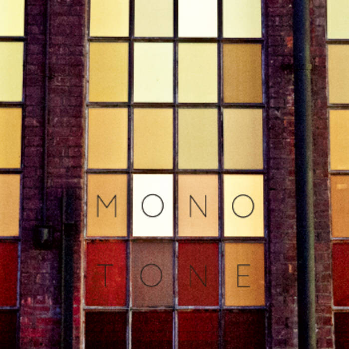 Monotone cover art