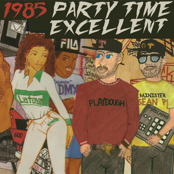 1985 Party Time Excellent cover art