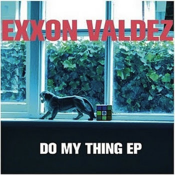 Do My Thing E.P cover art
