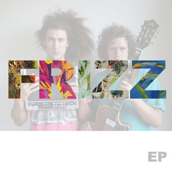 FRIZZ cover art