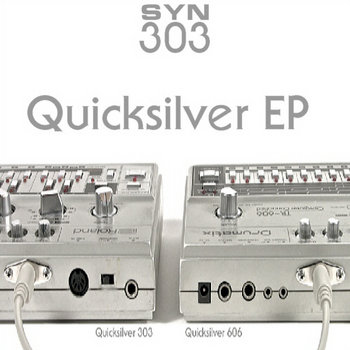 QUICKSILVER - EP cover art