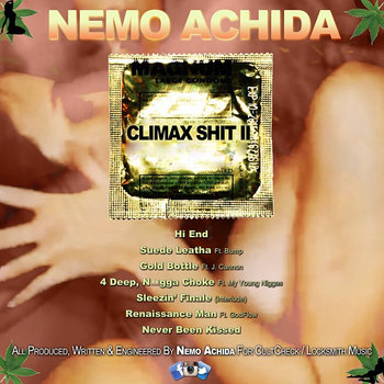 Climax Shit II cover art