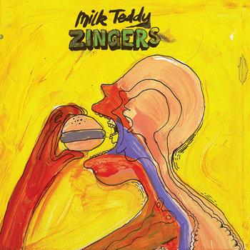 Zingers cover art