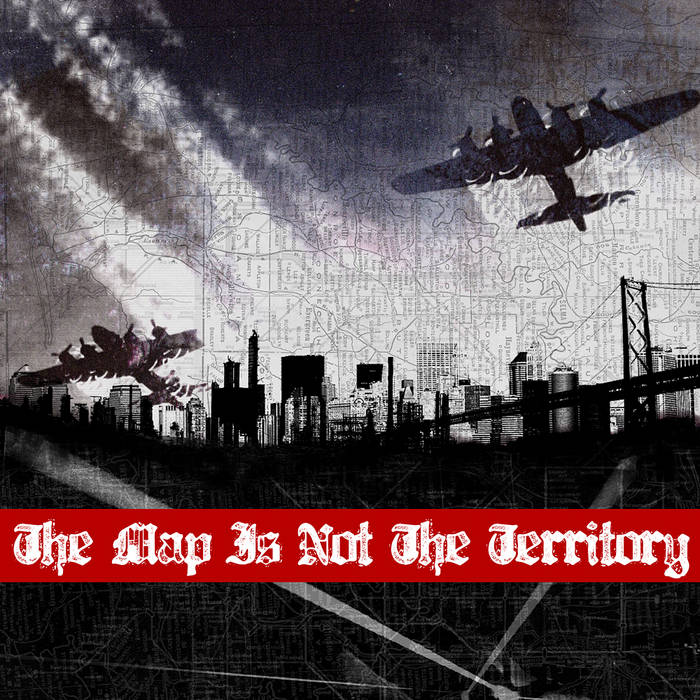 The Map is Not the Territory cover art