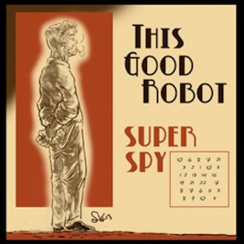 Super Spy cover art