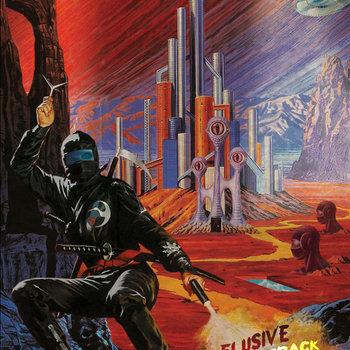soundtrack of a ninja cover art