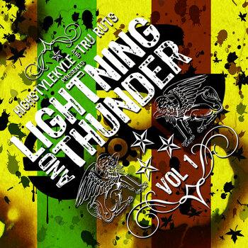 Highstylekyle + Tru Ruts present Lightning + Thunder (Volume One) cover art