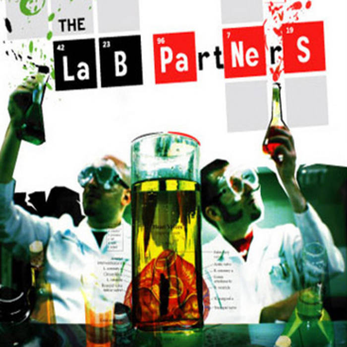 The Lab Partners cover art