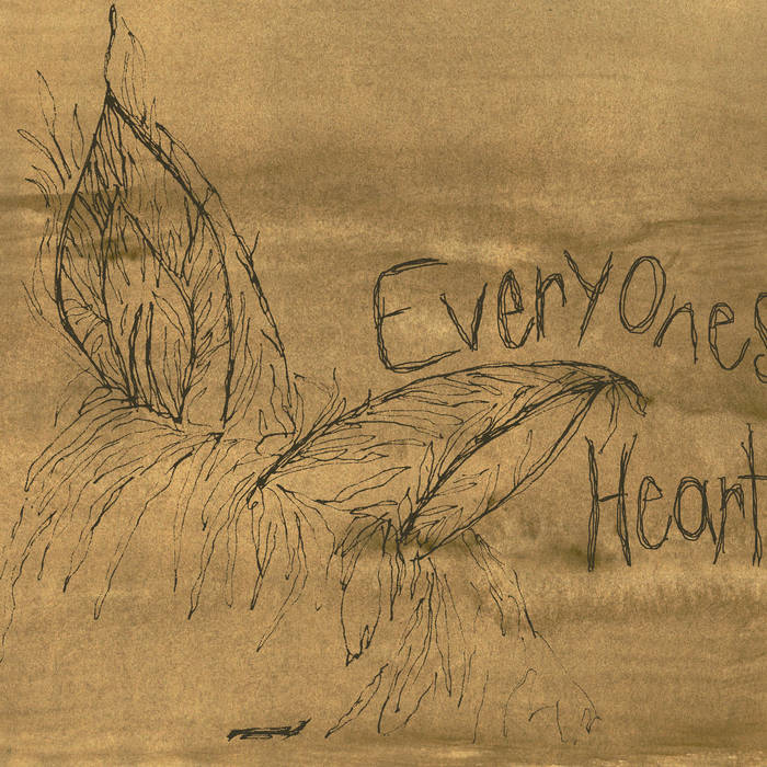 Mistakes In a Ghostly Home EP cover art