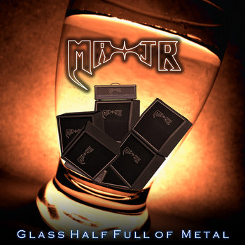 Glass Half Full of Metal cover art