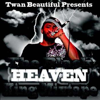 The Black Heaven King Mixtape cover art