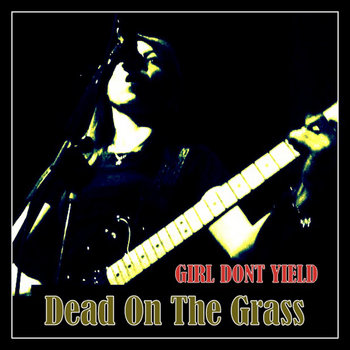 Dead On The Grass (single) cover art